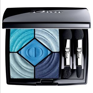 NEW Dior 5 Couleurs Cool Wave Eyeshadow Palette